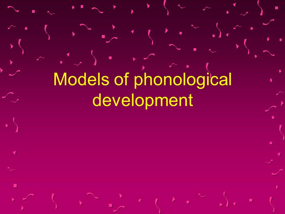 Models Traditional Linguistic Psycholinguistic