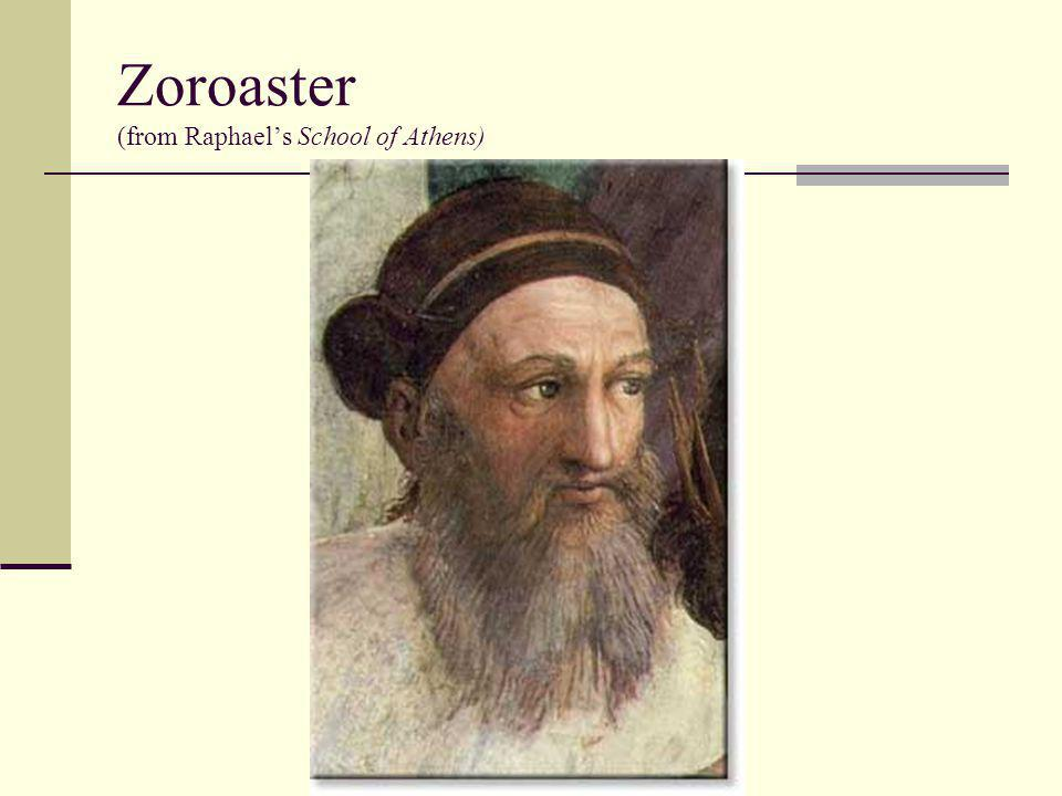 Zoroaster (from Raphael's School of Athens)