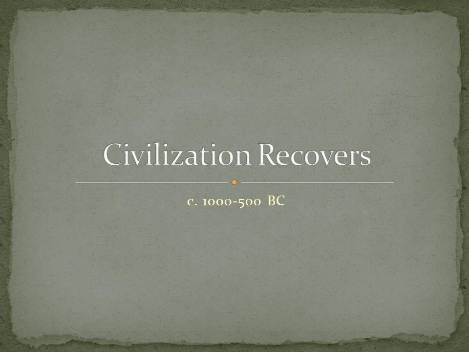 c. 1000-500 BC