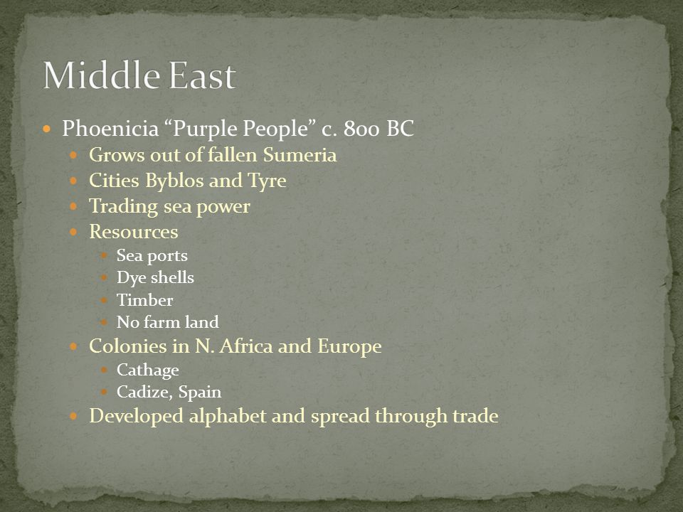 Phoenicia Purple People c.