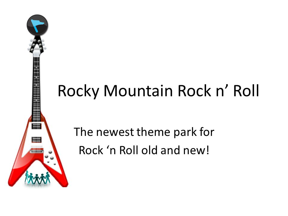 Rocky Mountain Rock n' Roll The newest theme park for Rock 'n Roll old and new!