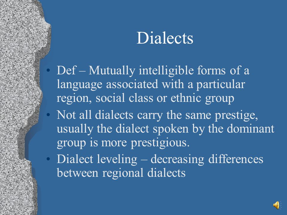 Guidelines for Teaching Standard Dialect in Schools Teachers and materials developers need a clear understanding of the systematic differences between standard and vernacular dialects in order to help students learn standard English.