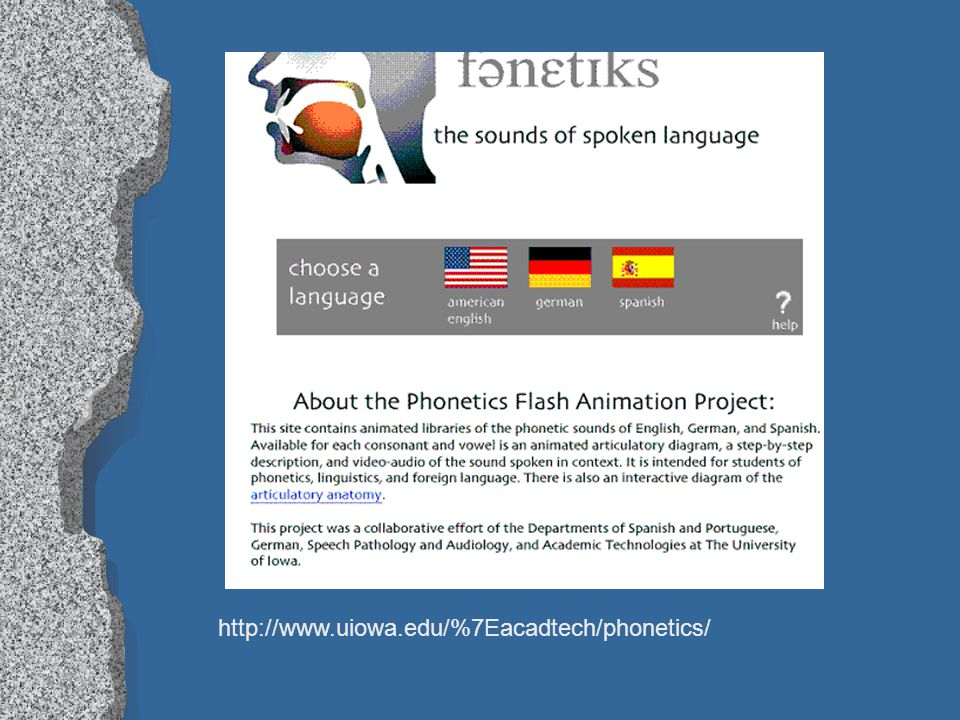 Accent Modification Elective Services to help persons increase their linguistic repertoires. Change Dialects/Code Switch Increase Second Language Skil