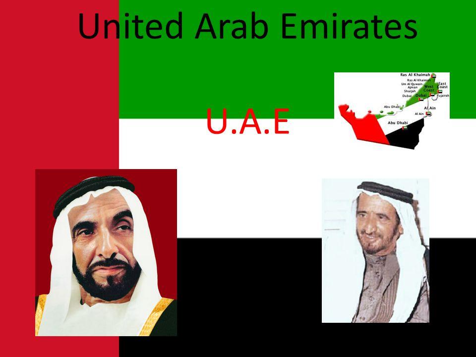 United Arab Emirates U.A.E