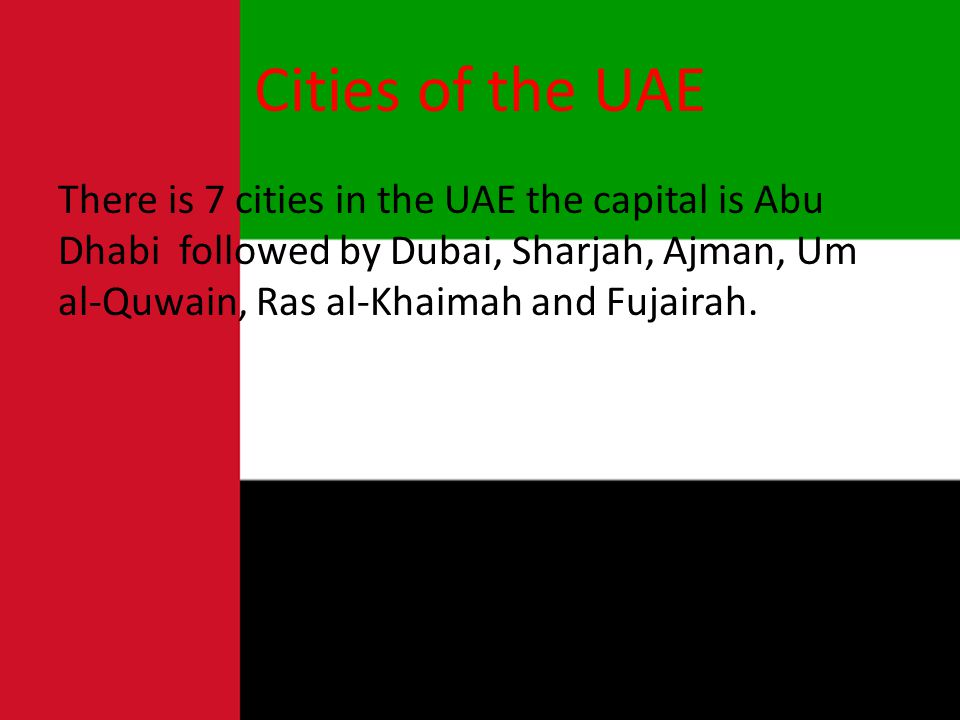 Celebration of the national Day National Day of the UAE is one of the most important day in the year that UAE celebrates.