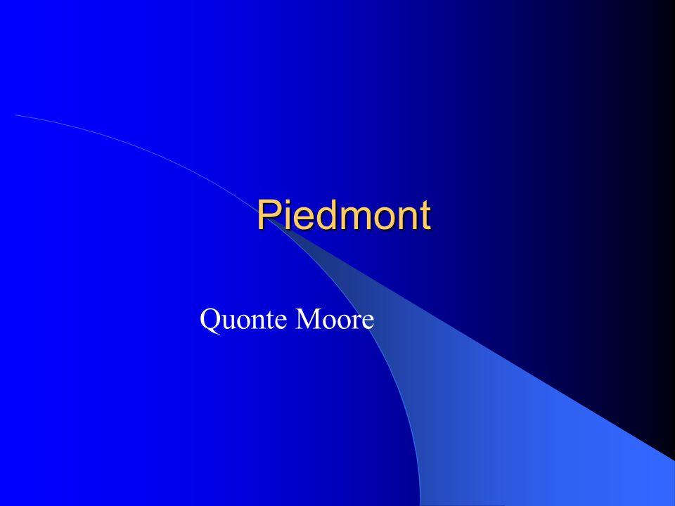 Piedmont Quonte Moore