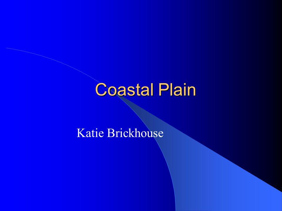 Coastal Plain Katie Brickhouse