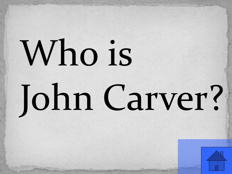 Who is John Carver