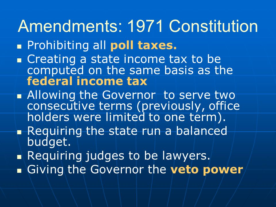 Equal Protection The 14 th Amendment to the US Constitution defines a citizen as anyone born or naturalize in the US (ensured former slaves' citizenship) The 14 th Amendment to the US Constitution defines a citizen as anyone born or naturalize in the US (ensured former slaves' citizenship) It also requires every state to grant each citizen equal protection of the laws (to be treated the same way under the law) It also requires every state to grant each citizen equal protection of the laws (to be treated the same way under the law) Article I, Section 19 of the NC Constitution guarantees this equal protection and outlaws discrimination based on race, color, religion, or national origin Article I, Section 19 of the NC Constitution guarantees this equal protection and outlaws discrimination based on race, color, religion, or national origin Which groups were left out of this equal protection?