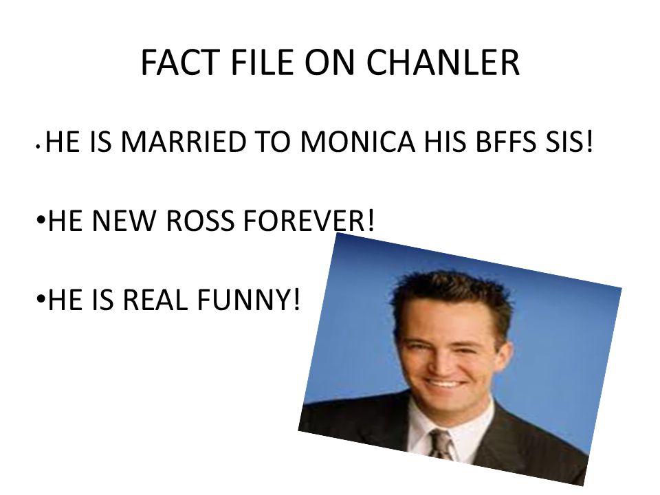 FACT FILE ON RACHEL.