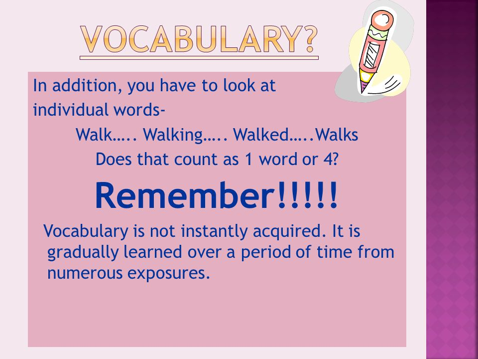 Vocabulary is confusing!!!!!!.