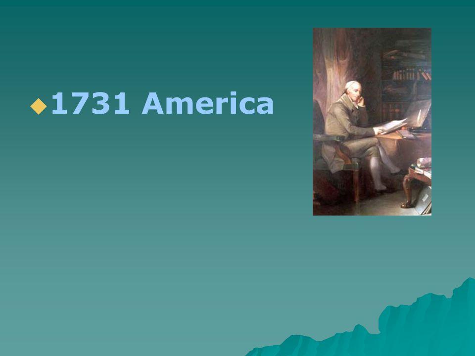  1731 America
