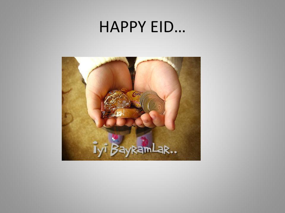 HAPPY EID…