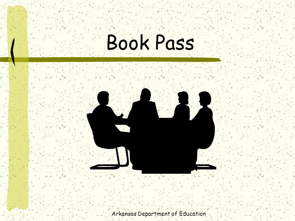 Arkansas Department of Education Book Pass