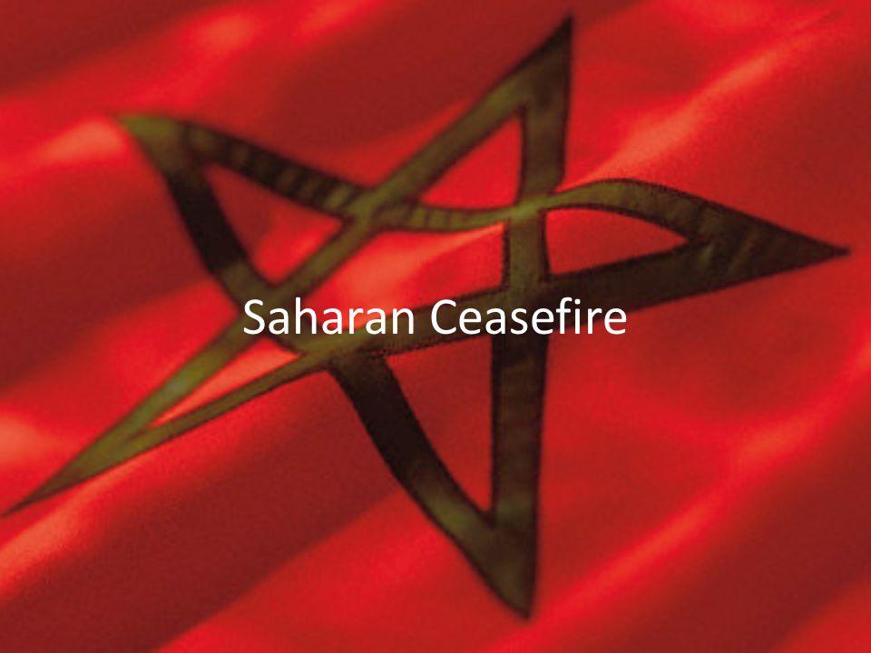 Saharan Ceasefire