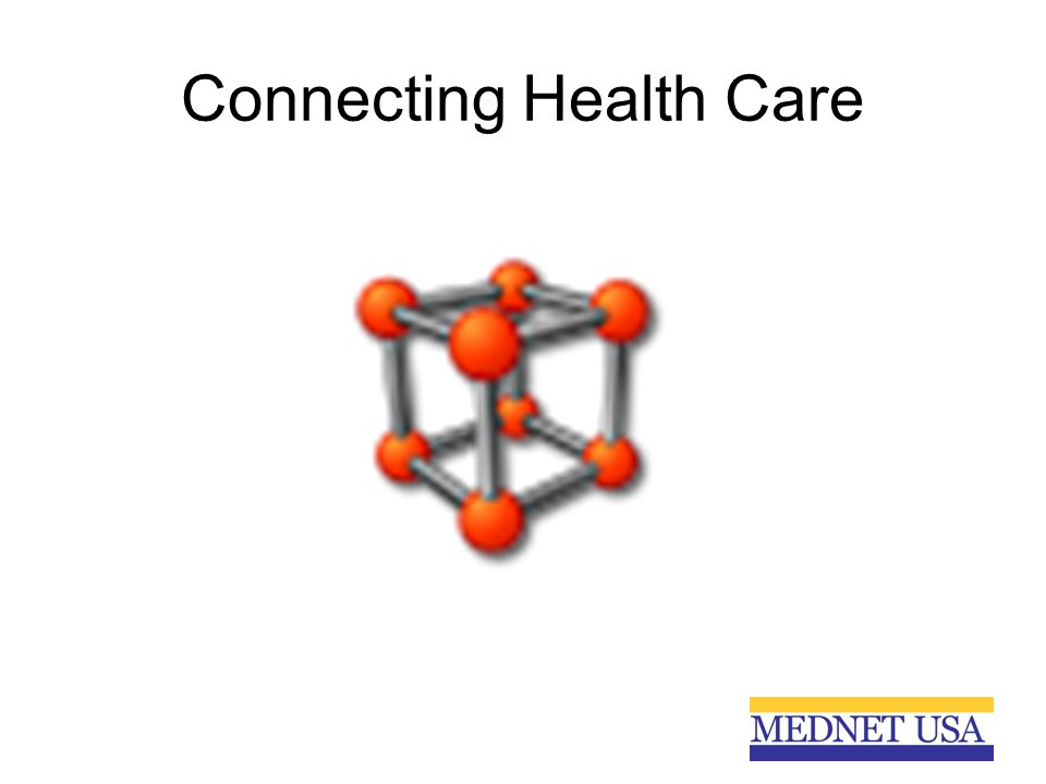 Connecting Health Care