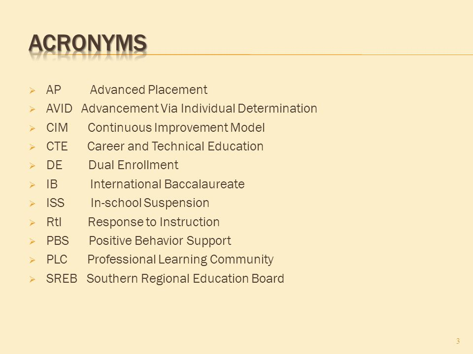  No schools will score below a C on the state accountability measures as of June 2010.
