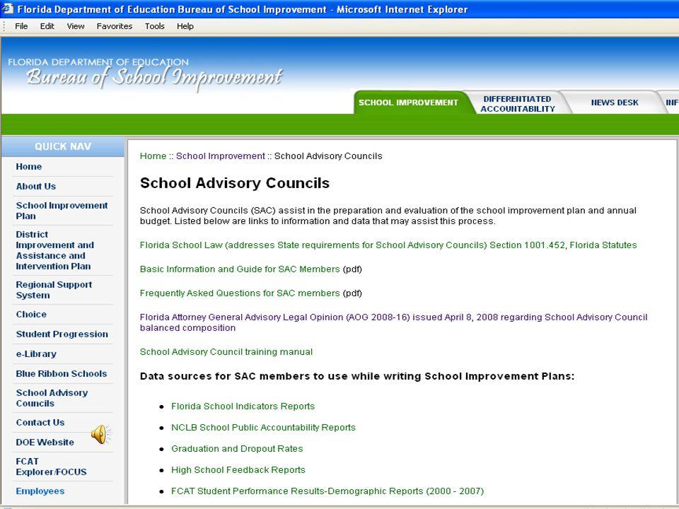 Excellent Resource Bureau of School Improvement