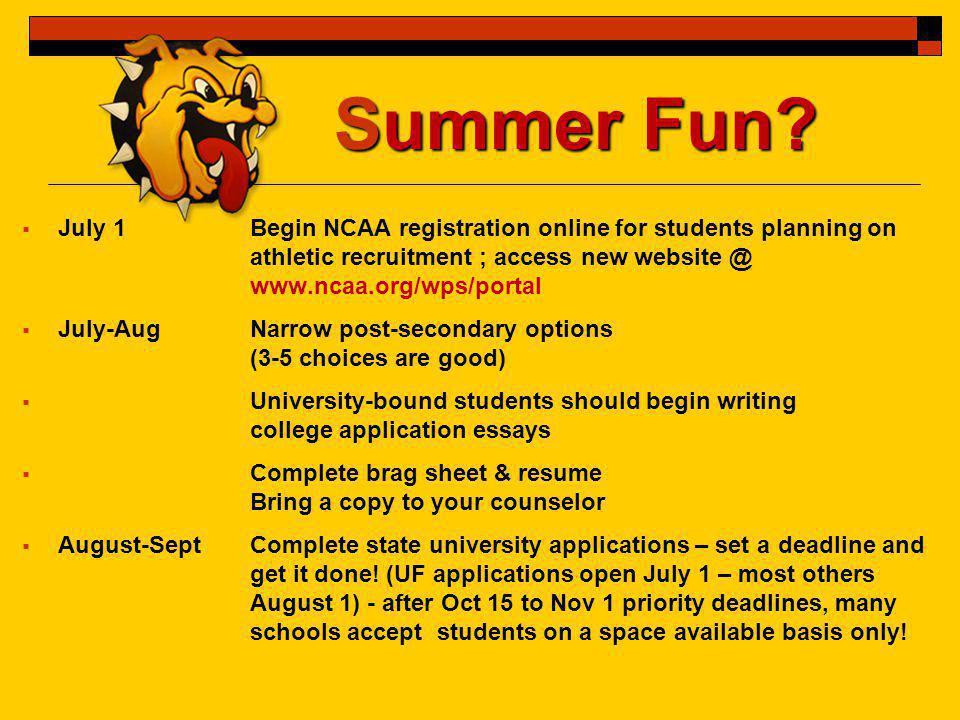 Summer Fun. Summer Fun.