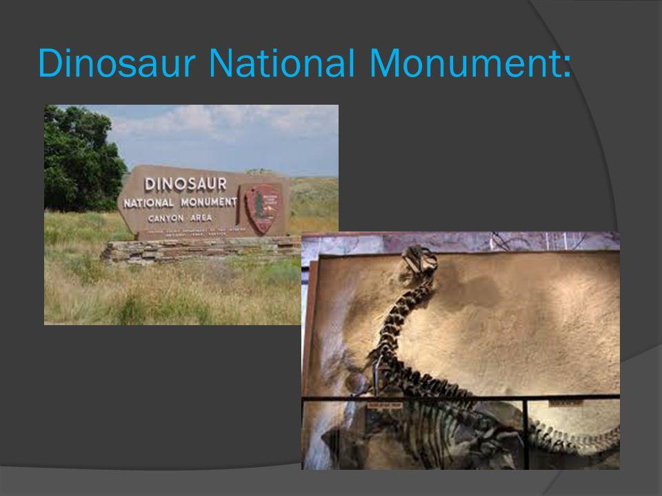 Dinosaur National Monument: