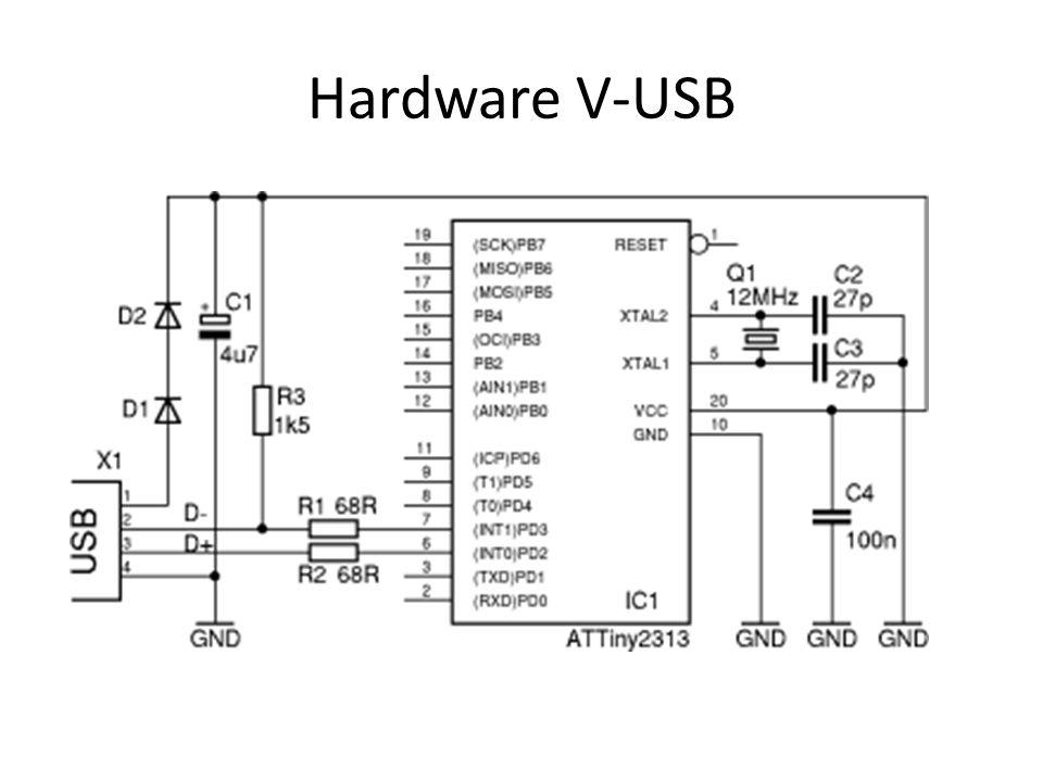 Hardware V-USB