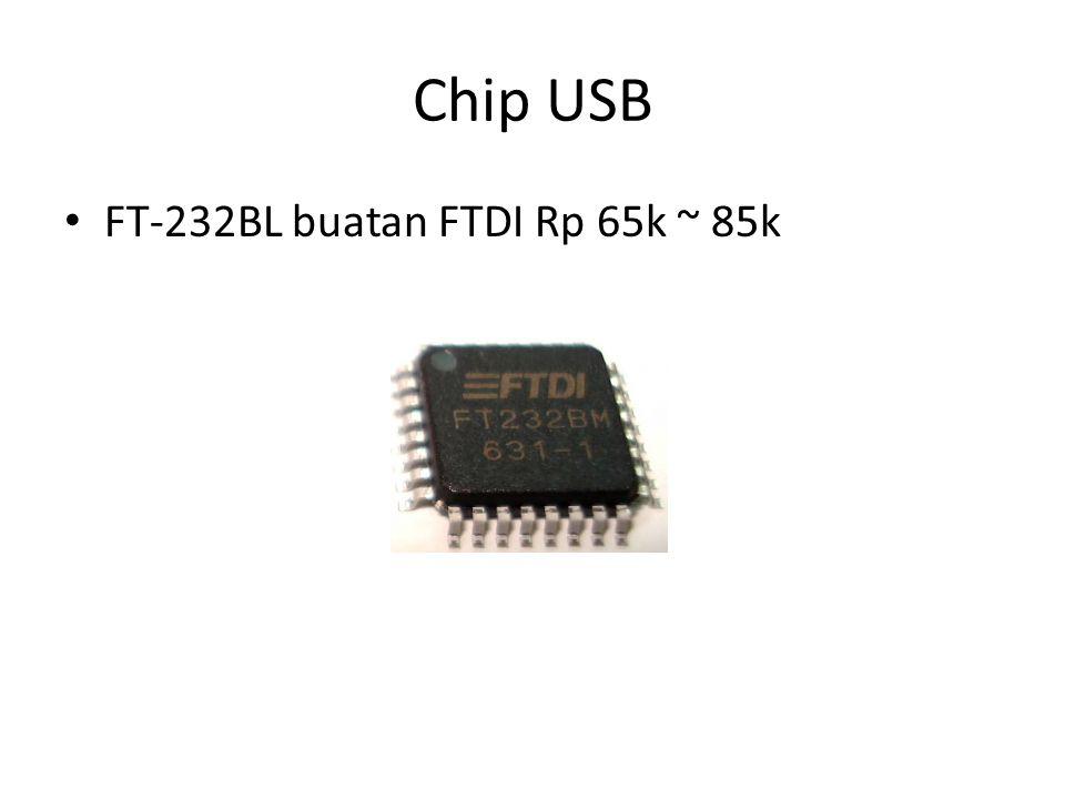 Chip USB FT-232BL buatan FTDI Rp 65k ~ 85k