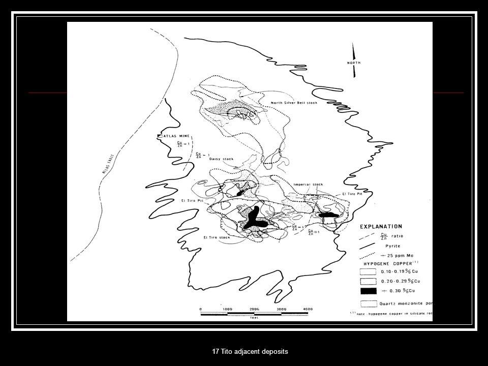 17 Tito adjacent deposits