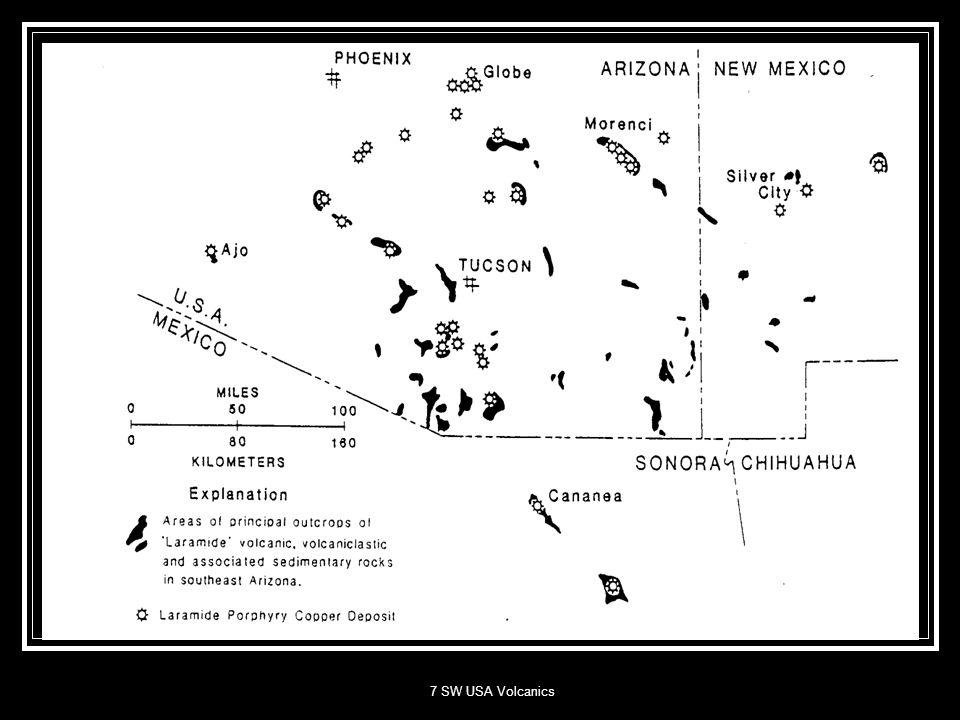 7 SW USA Volcanics