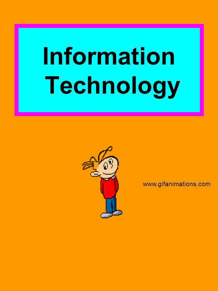 Information Technology www.gifanimations.com