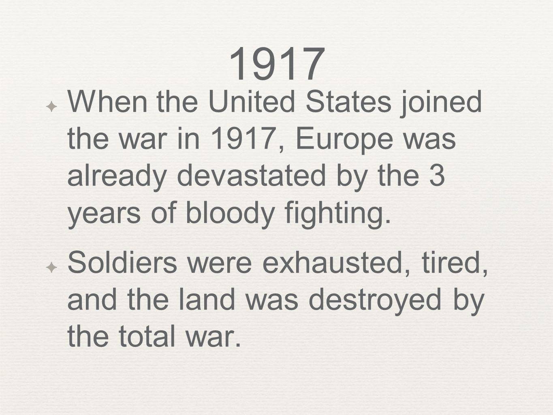 U.S.After the War ✦ The U.S.