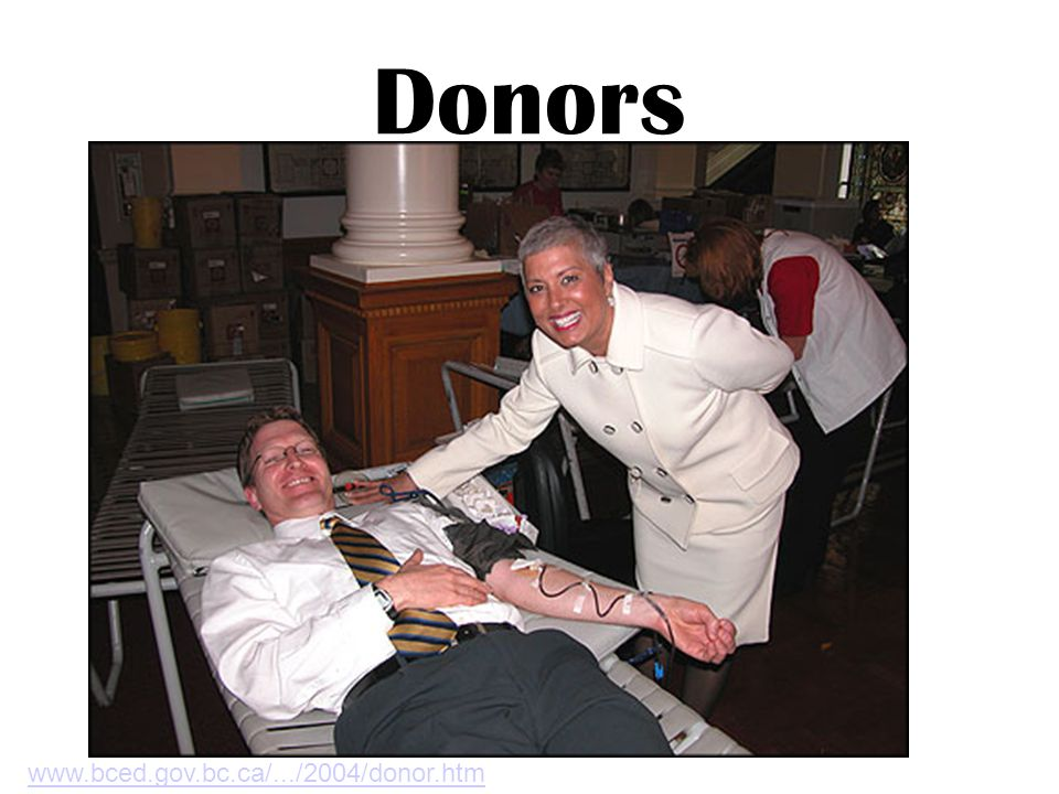 Donors www.bced.gov.bc.ca/.../2004/donor.htm