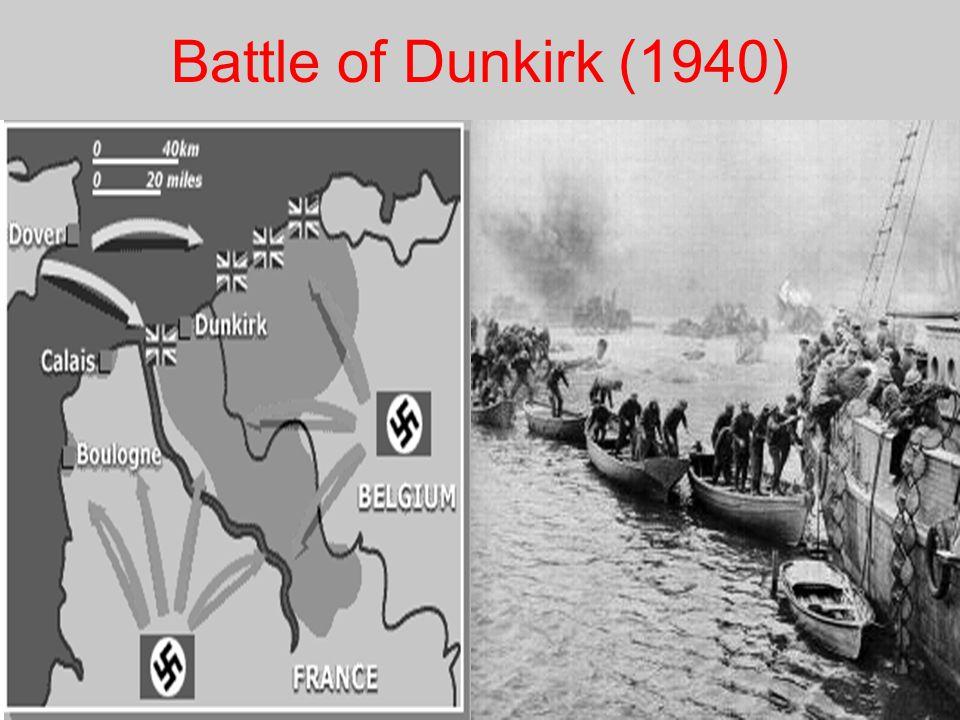 Battle of Dunkirk (1940)