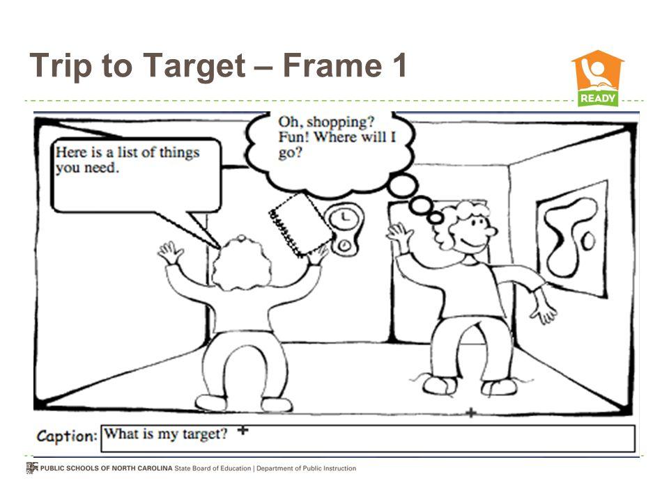 Trip to Target – Frame 1