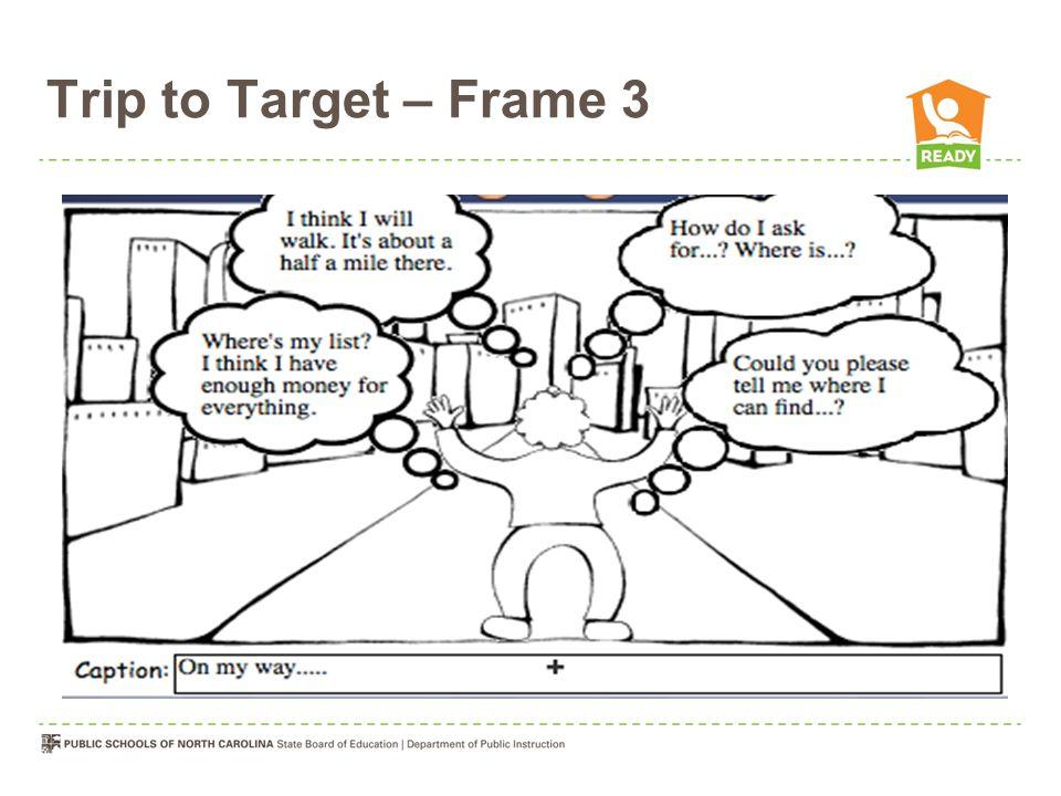 Trip to Target – Frame 3