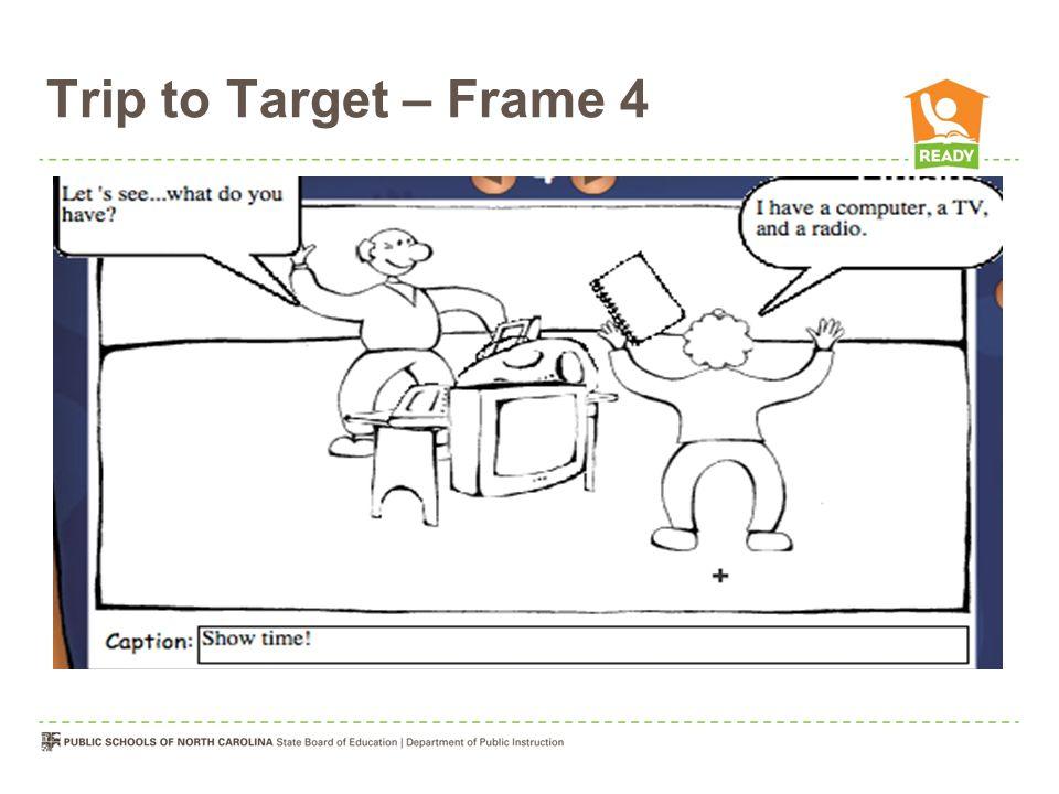 Trip to Target – Frame 4