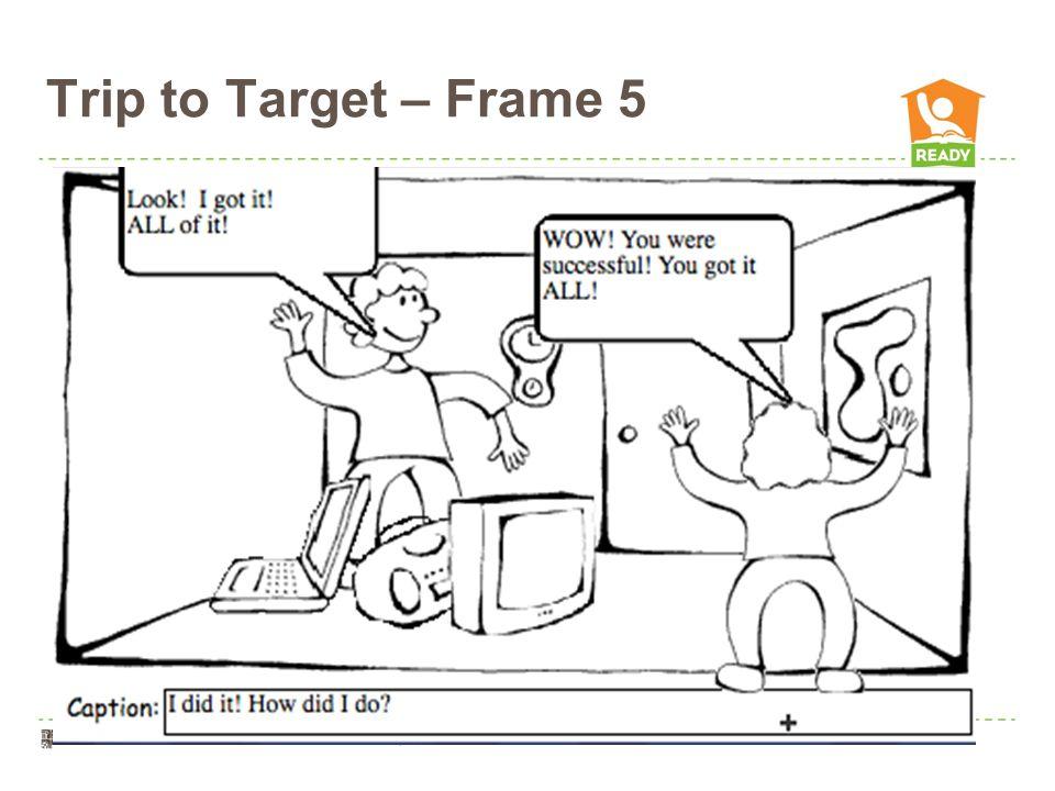 Trip to Target – Frame 5