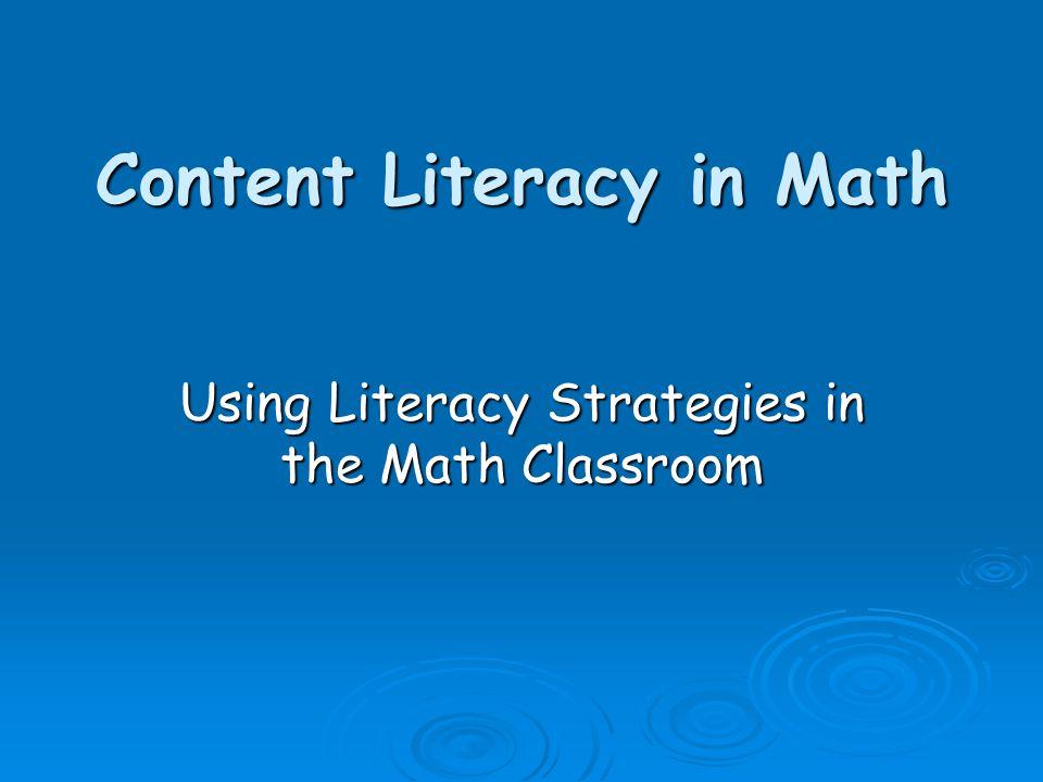 Writing Activities  Math Story (Given as HW Day 1)  Team Journal (Interdisciplinary Journal)  Lesson Summaries