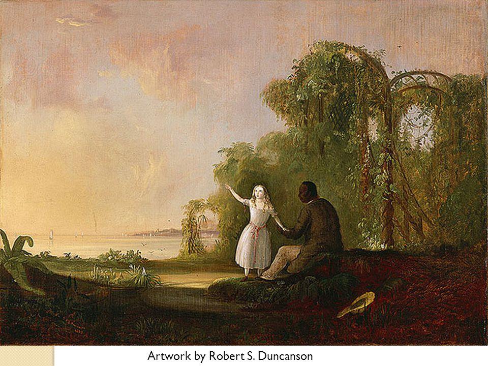 Artwork by Robert S. Duncanson