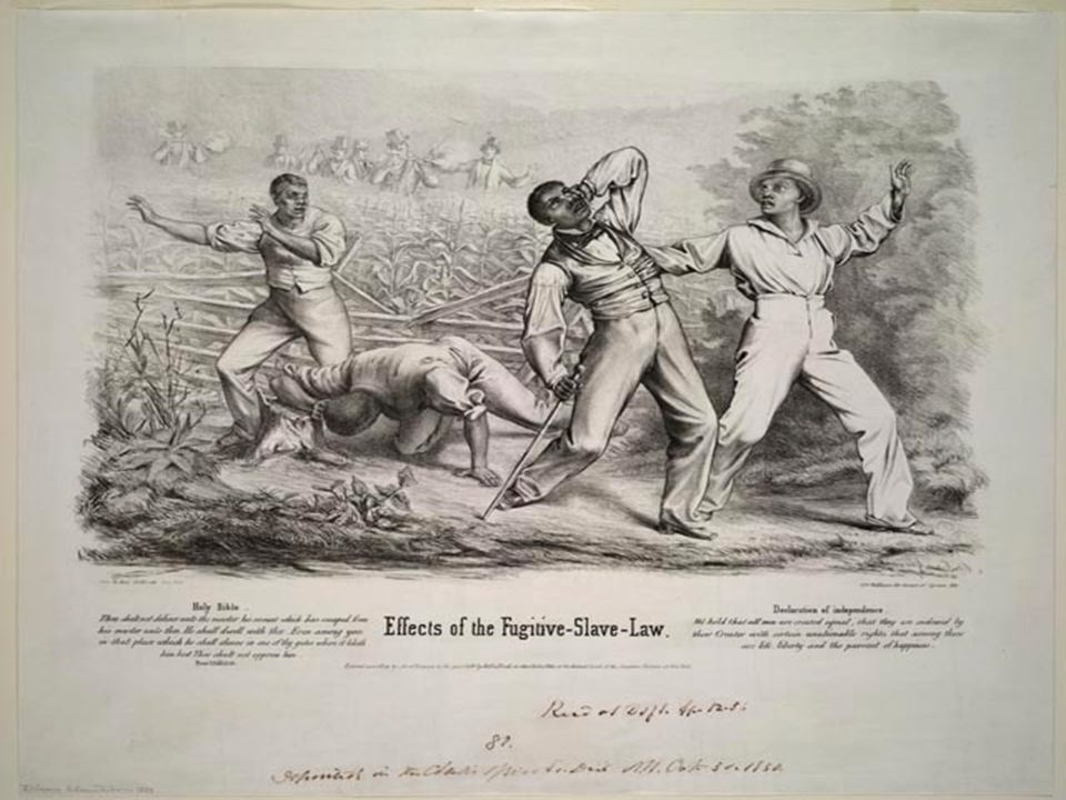 Black Laws Also during this time came the belief that each ethnic and racial group had its own inherent spirit.