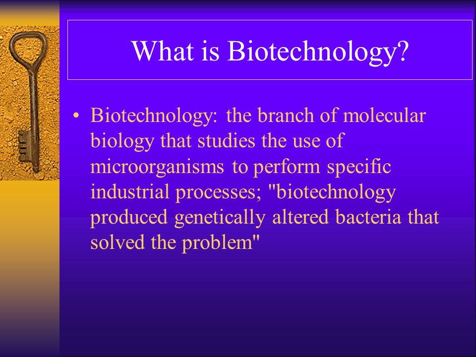 Biotechnology in B.C.