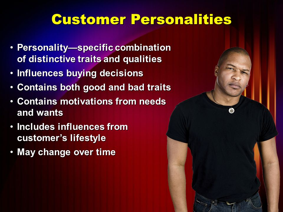 Importance of Customers Customers are important to salespeople's success because of:Customers are important to salespeople's success because of:  Cur