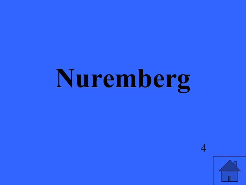 Nuremberg 4