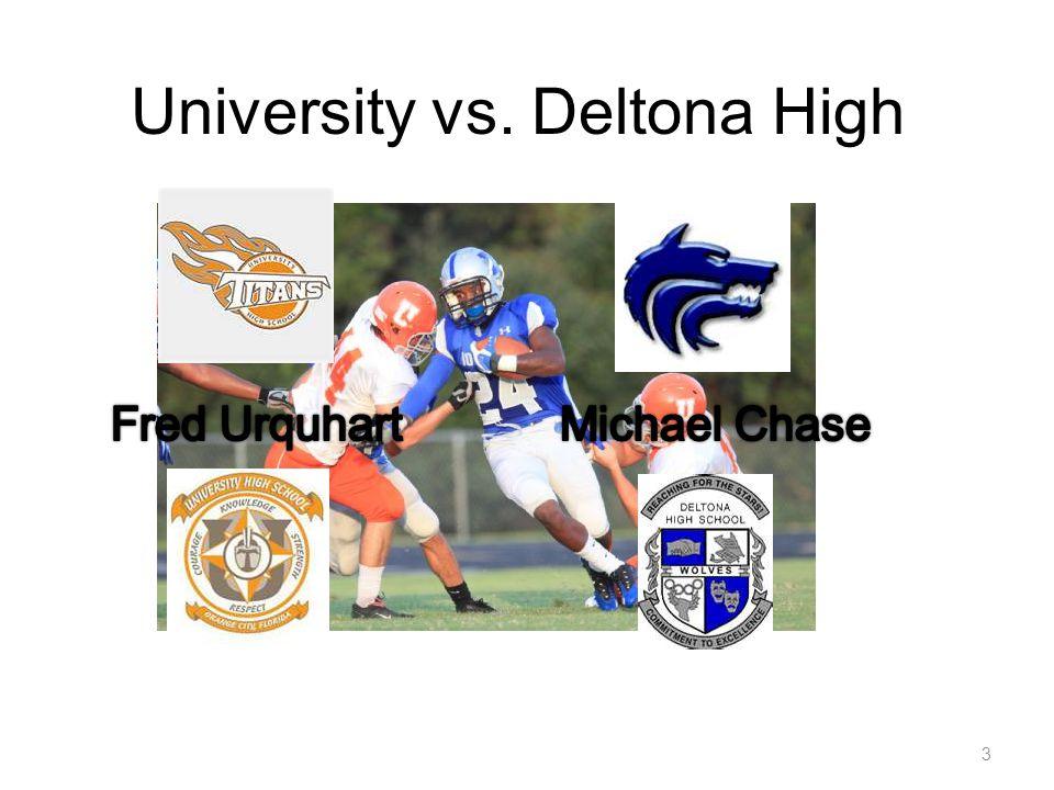 University vs. Deltona High 3