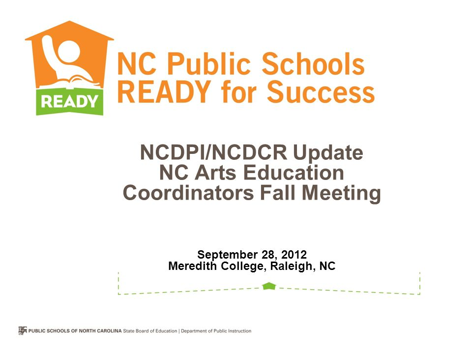 NCDPI Collaboration and Support for A+ Christie Lynch Ebert Arts Education Consultant and NCDPI A+ Liaison christie.lynchebert@dpi.nc.gov 919-807-3856 Brenda Wheat Whiteman A+ Arts Education Specialist brenda.whiteman@dpi.nc.gov 919-807-3820