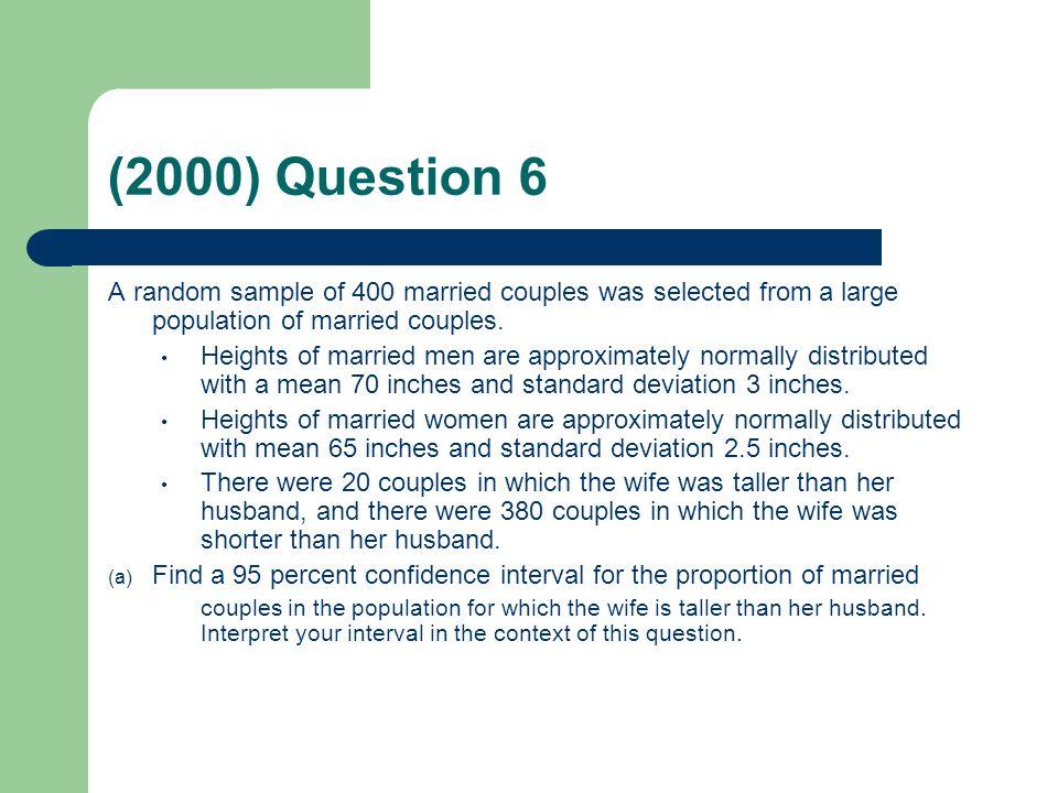 Scoring (2003) Question 2