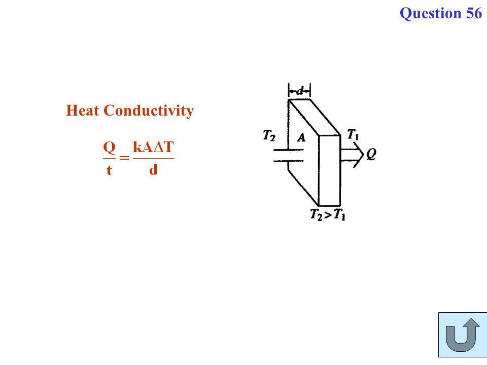 Heat Conductivity Question 56