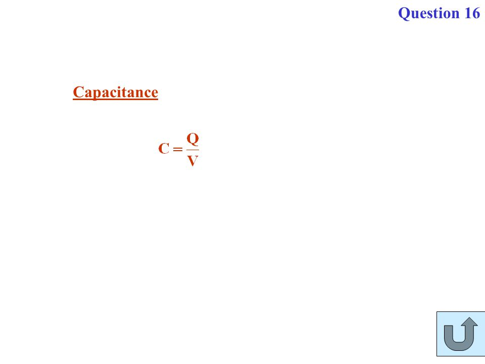 Capacitance Question 16