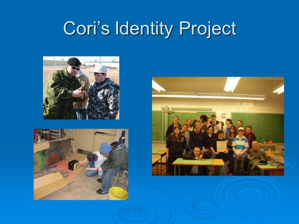 Cori's Identity Project