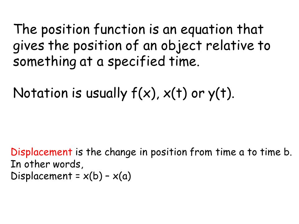 The graph of a position function is shown. Show the graph of velocity.