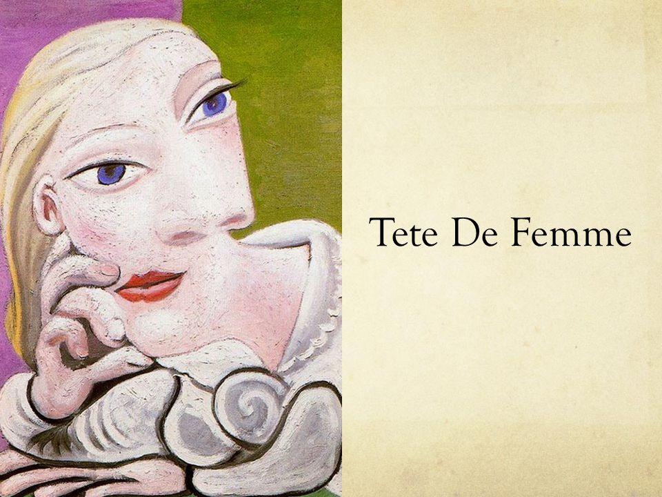 Tete De Femme